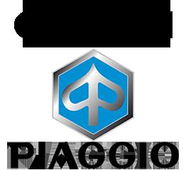 Cześci Piaggio Logo